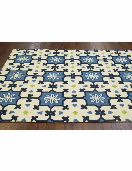 Barcelona Rug in Blue