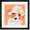 Barkley & Wagz - Beagle Framed Art Print