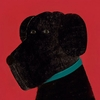 Barnaby Black Lab Canvas Wall Art