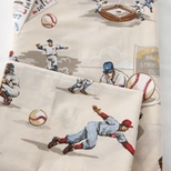 Baseball Kids Bedding