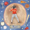 Baseball Star - Boy Canvas Wall Art