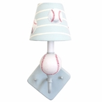Baseball Wall Sconce