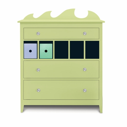 Basic Cubby Box Dresser