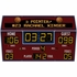 Basketball Scoreboard Personalized Peel and Stick Wall Mural