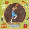 Basketball Star - Boy Canvas Wall Art