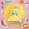 Basketball Star - Girl Canvas Wall Art