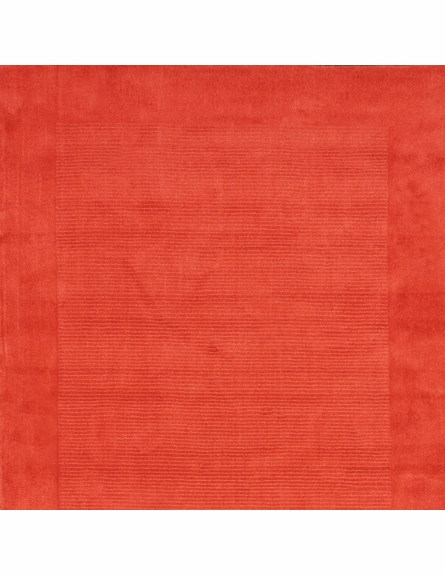Baso Rug in Red