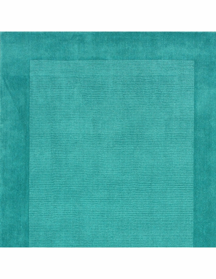 Baso Rug in Teal