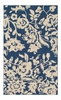 Batik Blue Outdoor Rug