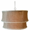 Baum Natural Double Pendant