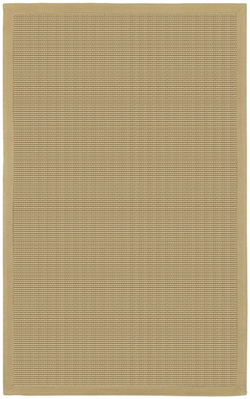 Bay Sisal Rug With Beige Border By Chandra Rugs