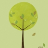 Be Green Canvas Reproduction