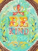 Be Kind to Others Canvas Wall Art