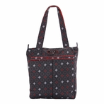 Be Light Diaper Bag in Magic Merlot