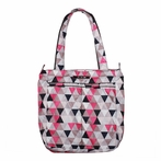 Be Light Diaper Bag in Pinky Swear