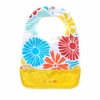 Be Neat Bib in Flower Power