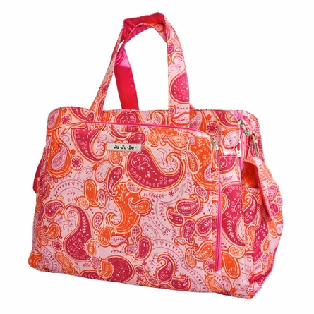 Be Prepared in Perfect Paisley