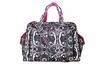 Be Prepared Diaper Bag in Shadow Waltz