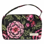 Be Quick Clutch Diaper Bag in Blooming Romance