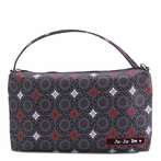 Be Quick Clutch Diaper Bag in Magic Merlot
