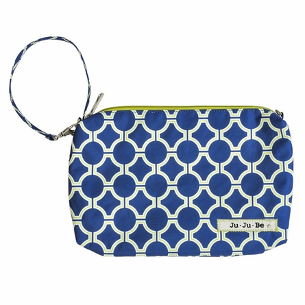 Be Quick Clutch Diaper Bag in Royal Envy