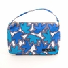 Be Quick Clutch Diaper Bag in Sapphire Lace