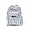 Be Right Back Diaper Bag in Silver Ice