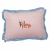 Beach Baby Boudoir Pillow