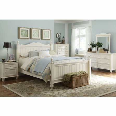 Beach Cottage 5 Drawer Dresser