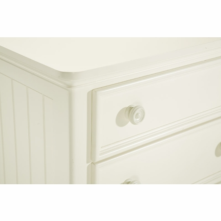Beach Cottage 8 Drawer Bureau