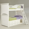 Beach Cottage Twin Bunk Bed