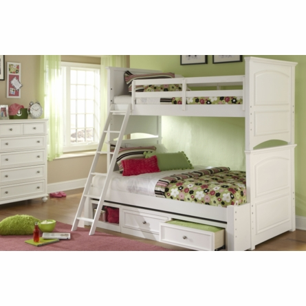 Beach Cottage Bunk Bed