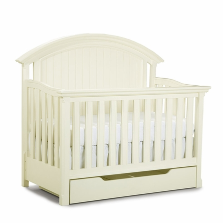 Beach Cottage Convertible Crib
