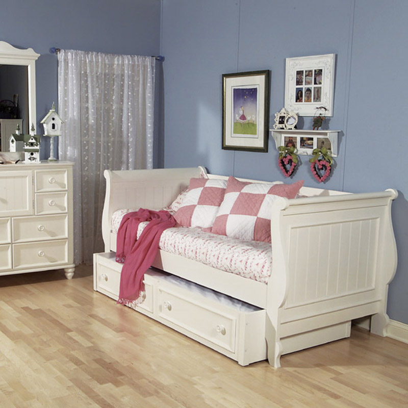 Cottage Style Twin Bed Headboards