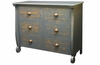 Beach House 6-Drawer Dresser