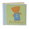 Bear Boy Felt Patch Personalized Photo Album