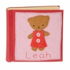 Bear Girl Felt Patch Personalized Photo Album