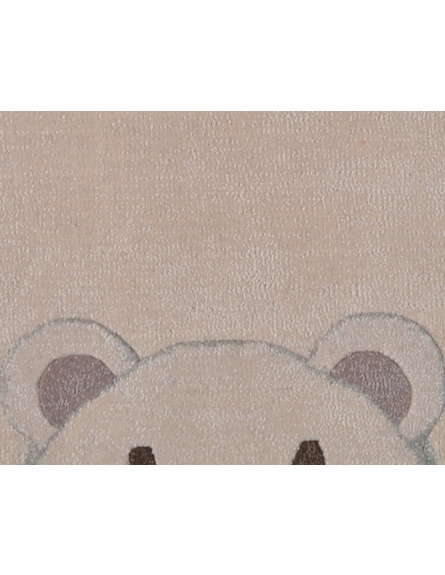 Bear Shaped Rug