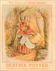 Beatrix Potter: Bunny with Basket Art