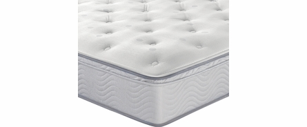Beautyrest Beginnings Cloud Lake Plush Euro Top Mattress