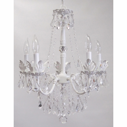 Bebe Five Arm Chandelier