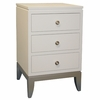 Bel Air Nightstand with Milano Knobs