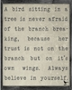 Believe in Yourself Vintage Framed Art Print
