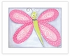 Bella Butterfly Framed Canvas Reproduction