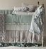 Bella Cotton Sateen Crib Sheet