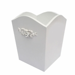 Girls Wastebaskets & Tissue Box Covers