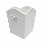 Bella Curved Waste Basket