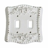 Bella Double Light Switch Plate Cover