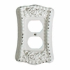Bella Double Outlet Plate Cover