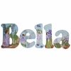 Bella Fairies Hand Painted Wall Letters
